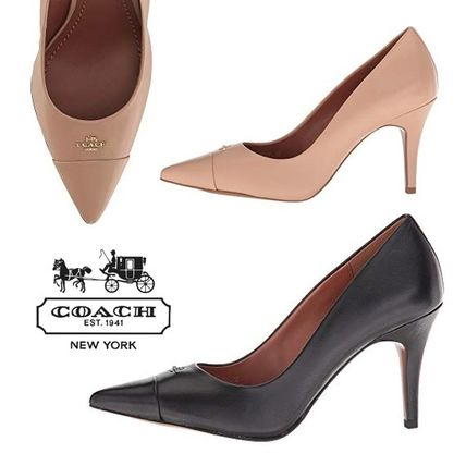 Coach Pointed Toe