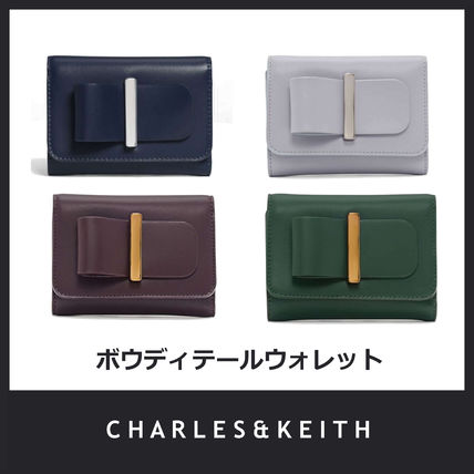 Charles&Keith Folding Wallets