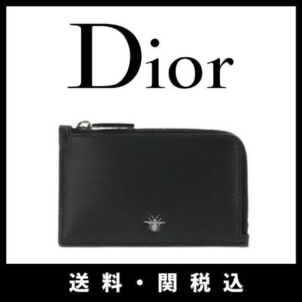 DIOR HOMME Coin Cases