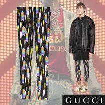 GUCCI GUCCI Patterned
