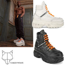 Naked Wolfe Naked Wolfe More Boots