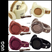 UGG Australia Casual Style Street Style Plain Accessories