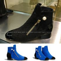 CHANEL CHANEL Ankle & Booties