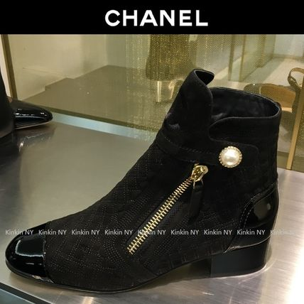 CHANEL Ankle & Booties CHANEL Ankle & Booties 2