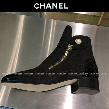 CHANEL Ankle & Booties CHANEL Ankle & Booties 4