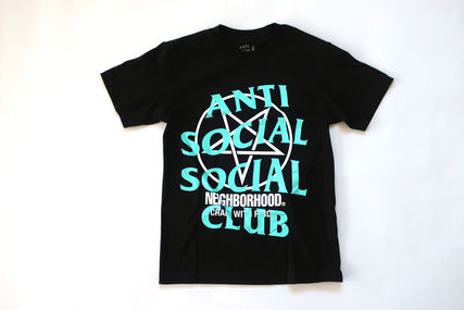 ANTI SOCIAL SOCIAL CLUB More T-Shirts ANTI SOCIAL SOCIAL CLUB More T-Shirts