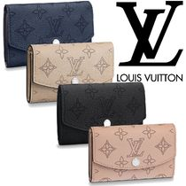 Louis Vuitton MAHINA Louis Vuitton Coin Purses