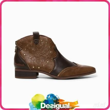 Desigual More Boots