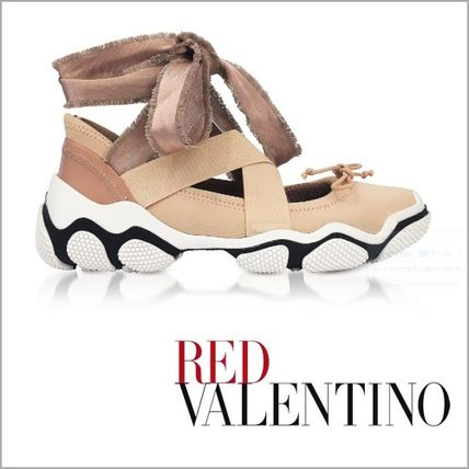 RED VALENTINO Low-Top