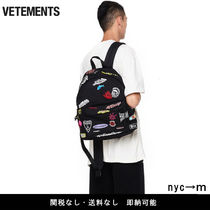 VETEMENTS VETEMENTS Backpacks