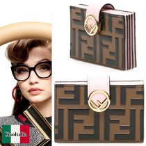 FENDI FENDI Card Holders
