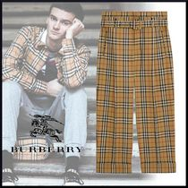 Burberry Burberry Patterned