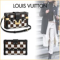 Louis Vuitton PETITE MALLE Louis Vuitton Shoulder Bags