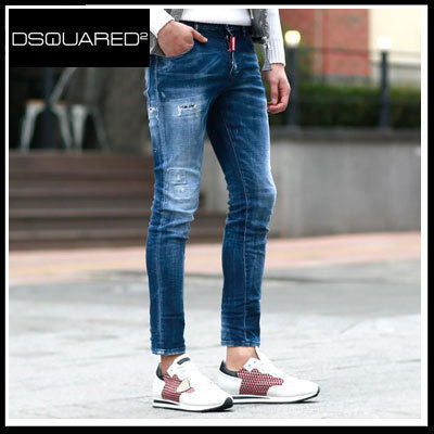 D SQUARED2 More Jeans & Denim D SQUARED2 More Jeans & Denim