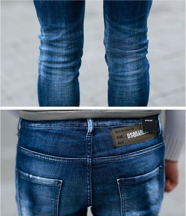 D SQUARED2 More Jeans & Denim D SQUARED2 More Jeans & Denim 8