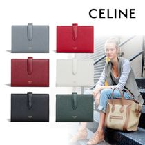 CELINE Strap CELINE Folding Wallets