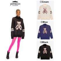 JOYRICH Unisex Long Sleeves Medium Turtlenecks