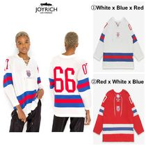 JOYRICH Unisex Long Sleeves Cotton Medium Sweaters
