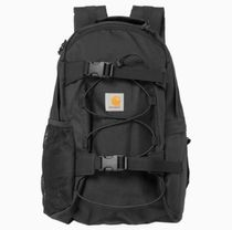 Carhartt Unisex Canvas Street Style Plain Backpacks