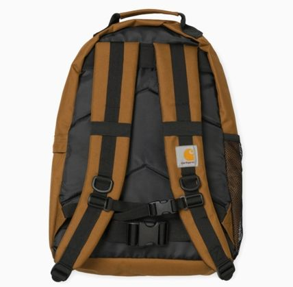... Carhartt Backpacks Unisex Canvas Street Style Plain Backpacks 11 ...