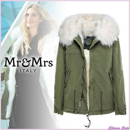 Mr & Mrs Furs Down Jackets