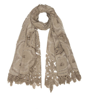 Casual Style Wool Accessories