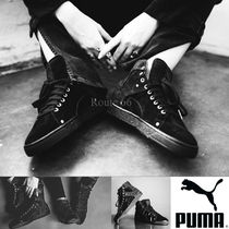 PUMA SUEDE Suede Street Style Collaboration Sneakers