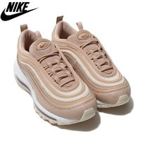 Nike AIR MAX 97 Casual Style Unisex Low-Top Sneakers