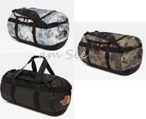 THE NORTH FACE Camouflage Unisex Street Style Plain Backpacks