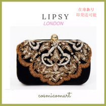 Lipsy Suede 2WAY Chain Party Style Party Bags