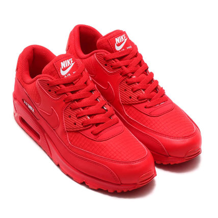 5d3aaf0e56bc Nike AIR MAX 90 2019 SS Unisex Street Style Sneakers (AJ1285-602) by ...