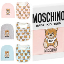 Moschino Baby Girl Bibs & Burp Cloths