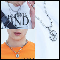 ANOTHERYOUTH Unisex Street Style Necklaces & Pendants