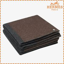 HERMES Blended Fabrics HOME