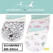 aden+anais Baby Girl Bibs & Burp Cloths