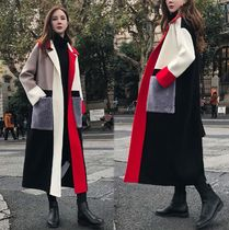 Wool Long Chester Coats