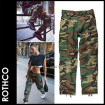 ROTHCO Camouflage Unisex Street Style Cargo Pants