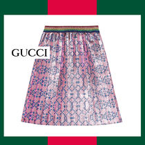 GUCCI Petit Kids Girl  Bottoms