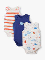 john lewis Organic Cotton Baby Girl Underwear