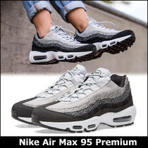 Nike AIR MAX 95 Unisex Street Style Low-Top Sneakers