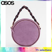 ASOS Casual Style Suede Street Style Shoulder Bags