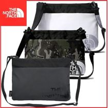 THE NORTH FACE Unisex Street Style 2WAY Messenger & Shoulder Bags