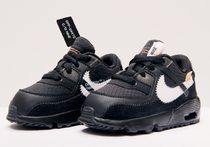 Nike AIR MAX 90 Unisex Street Style Collaboration Baby Girl Shoes