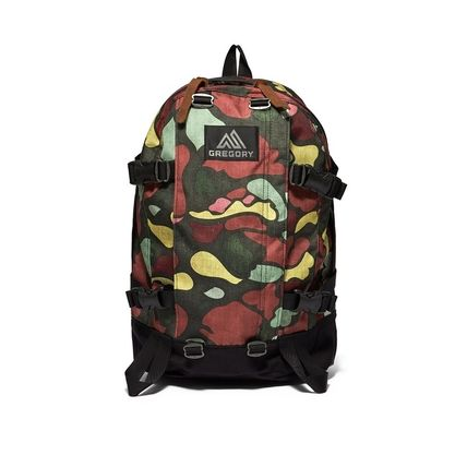 Casual Style Unisex Backpacks