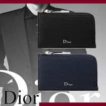 Christian Dior Leather Coin Cases