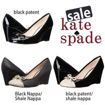 kate spade new york Elegant Style Wedge Pumps & Mules