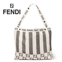 FENDI Stripes Totes