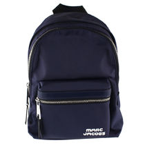 Marc by Marc Jacobs Casual Style Nylon Plain Logo Backpacks