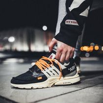 Nike AIR PRESTO Unisex Street Style Collaboration Sneakers