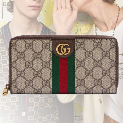 the best attitude 00939 88c42 GUCCI 2019 SS Long Wallets (557696 9U8KT 8748)